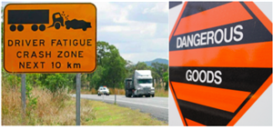 Combo: Dangerous Goods & Basic Fatigue Management