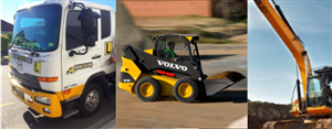 Combo deal: MR Truck Licence AND Excavator AND Bobcat